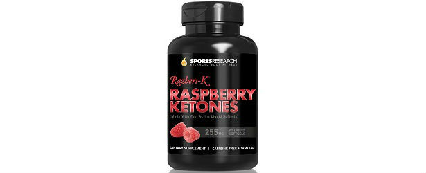 Sports Research Raspbery Ketones Review615