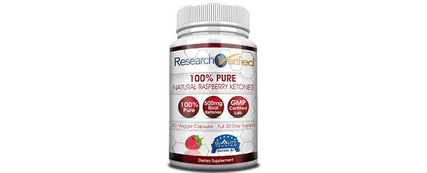 Research Verified Raspberry Ketone Review